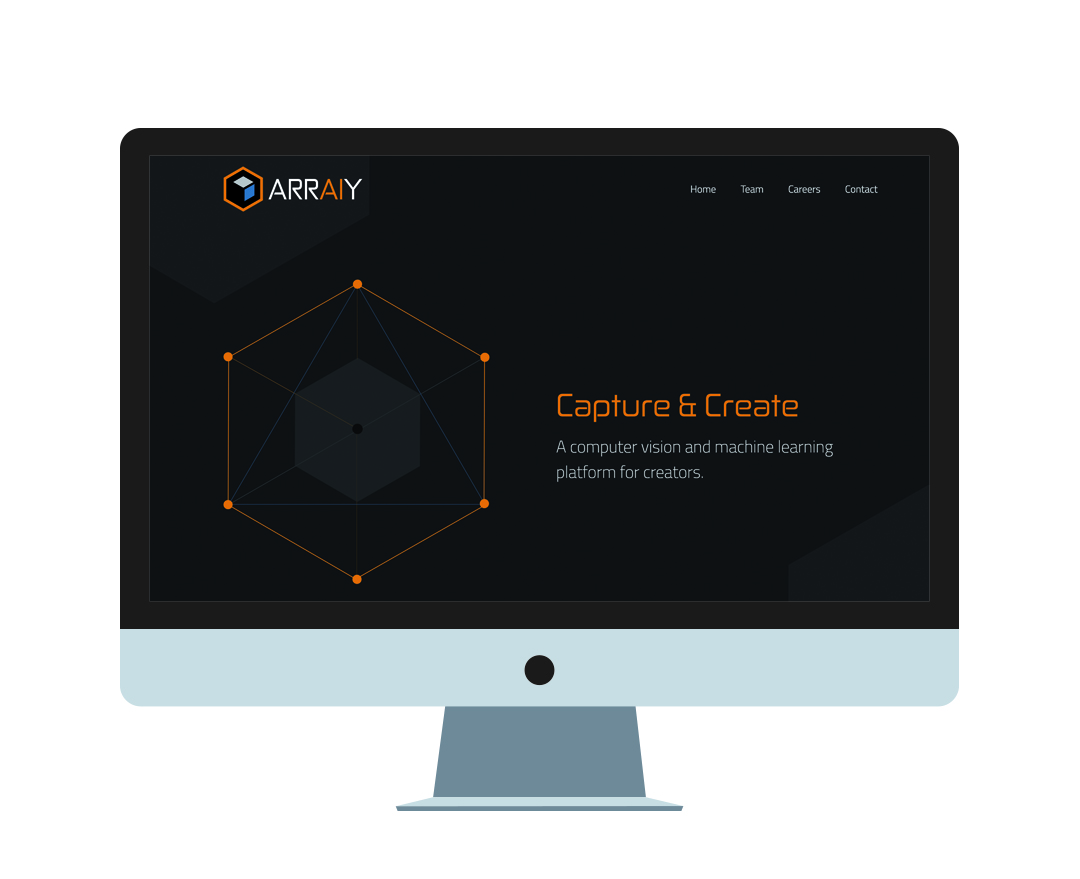 Arraiy Website